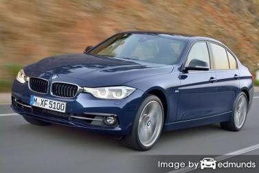Insurance rates BMW 328i in Omaha
