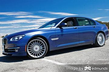 Insurance quote for BMW Alpina B7 in Omaha