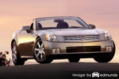 Insurance quote for Cadillac XLR in Omaha