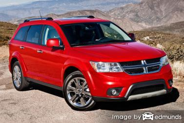 Insurance for Dodge Journey