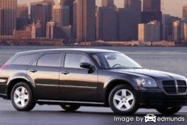 Insurance rates Dodge Magnum in Omaha
