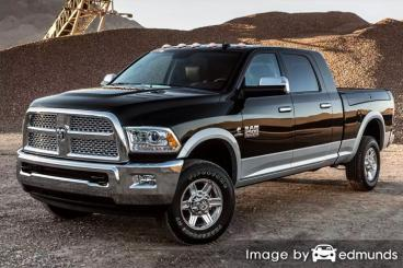 Insurance for Dodge Ram 2500