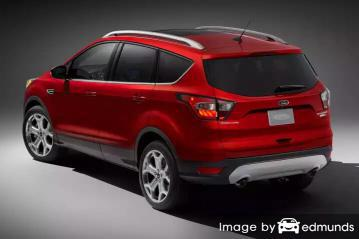 Insurance quote for Ford Escape in Omaha