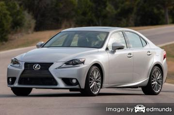 Discount Lexus IS 250 insurance