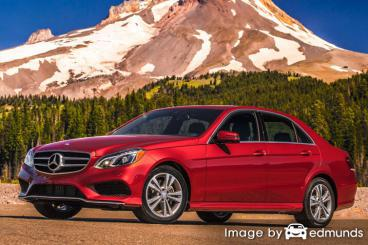 Insurance quote for Mercedes-Benz E350 in Omaha