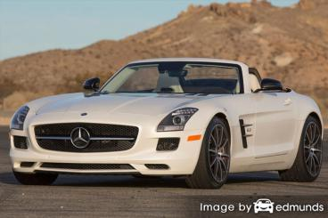 Insurance for Mercedes-Benz SLS AMG