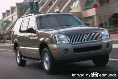 Insurance for Mercury Mountaineer