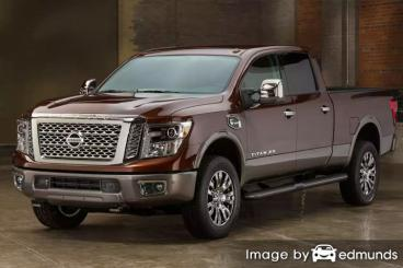 Insurance for Nissan Titan XD