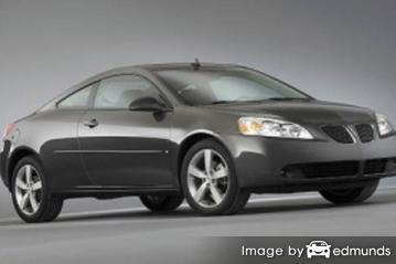 Insurance quote for Pontiac G6 in Omaha
