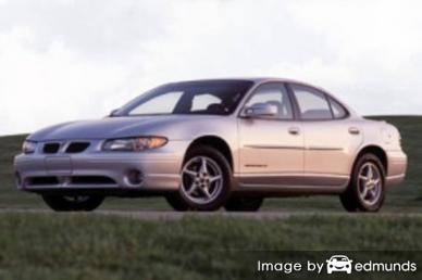 Discount Pontiac Grand Prix insurance