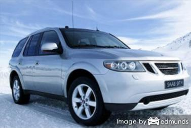 Insurance quote for Saab 9-7X in Omaha