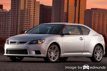 Insurance quote for Scion tC in Omaha
