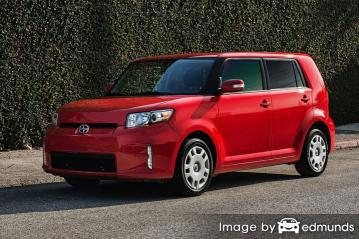 Insurance rates Scion xB in Omaha