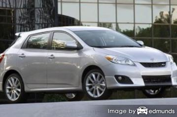 Insurance quote for Toyota Matrix in Omaha