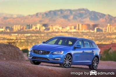 Insurance quote for Volvo V60 in Omaha